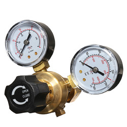 Double Table Argon Flow Meter Regulator W21.8 Joint 1