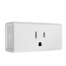 Excellway?® Wifi Smart Plug Smart Socket Outlet Compatible with Alexa and Google Home Voice Control 1