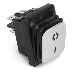 4PIN Rocker Lock Switch 12V-24V 15A On-Off LED Rocker Switch Waterproof 1