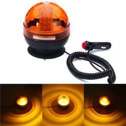 LED DC12-24V 8W 45-50LM/LED With Charger 3Modes IP65 PC ABS Flashing Lights SG-SR8D 1