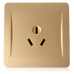 AC110-250V Electric Wall Charger Switch Socket Adapter Power Outlet Panel Faceplate AU Plug 1