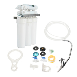 7-Stage Water Filter System with Faucet Valve Water Pipe 1