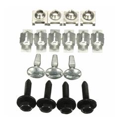 Under Engine Cover Fixing Screws Kit For Citroen C5 /Peugeot 407 1