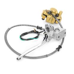 Front Disc Brake Caliper Adaptor Hydraulic System For Honda Monkey z50 bike z50R 1