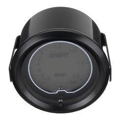 Universal 2 Inches 52mm BAR Turbo Boost Gauge Digital LED Light Display Car Meter Pressure Gauge 1