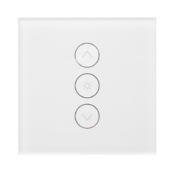 Smart Switch Dimmer Wi-Fi Light Switch Touch Wall Socket Switch Panel Work with Amazon Echo and Goog 1