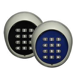 ALEKO 433MHz Backlight Wireless Keypad Universal Remote Control Switch For ALEKO Gate Door Access 1