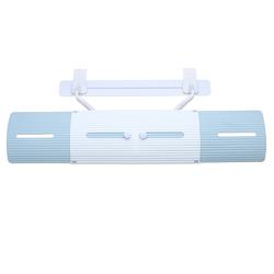 Retractable Air Conditioner Shield Cold Wind Deflector Windshield Baffle 1