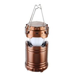 DC 5V Outdoor LED Camping Lantern Tent Ultra Bright Collapsible Mosquito Insect Killer Lamp Light 1