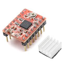 Geekcreit?® 3D Printer A4988 Reprap Stepping Stepper Motor Driver Module 1