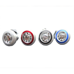 CBS-312 Four Colors Car Steel Ring Wheel Power Booster Dynamical Ball 1