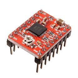 5Pcs Geekcreit?® 3D Printer A4988 Reprap Stepping Stepper Step Motor Driver Module 1