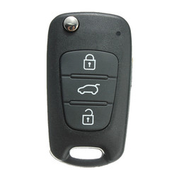 3BT Key Fob Remmote Case Shell Cover Blank For Kia Cerato Sportage 1