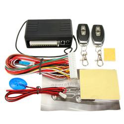 Universal Car Remote Control Central Kit Door Lock Locking Keyless Entry System 1