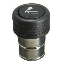 Black Universal 12V Car Auto Cigarette Lighter Plug For Standard Socket 1