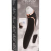 Shegasm Deluxe Clitoral Stimulator and Vibe - Black 4