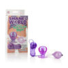Shane's World Vibrating Turbo Suction Tongue - Purple 2