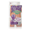 Shane's World Vibrating Turbo Suction Tongue - Purple 3