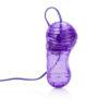 Shane's World Vibrating Turbo Suction Tongue - Purple 5