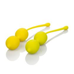 Kegel Training Set Lemon 1