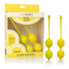 Kegel Training Set Lemon 4