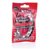 Soft-Touch Vooom! Bullets - Red 4