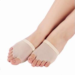 Dancing Feet Set Modern Dance Belly Dance Toe Pad Dance Supplies 1