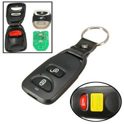 2 Buttons+Panic Keyless Entry Remote Key Fob for Hyundai Santa Fe Tucson 315MHz 1