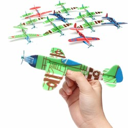 10Pcs Banggood Flying Plane Toy Gift Birthday Christmas Party Bag Filler 1