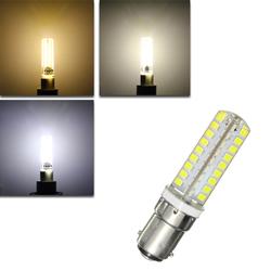 Dimmable 9W G9 B15 E14 E12 72 450LM SMD 2835 LED Corn Lamp Bulb AC 220V 1