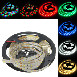 4M DC12V 19.2W 240 SMD 3528 Waterproof Red/Blue/Green/White/Warm White/RGB Flexible LED Strip Light 1