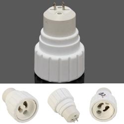 MR16/GU5.3 To GU10 Light Bulb Base Socket Lamp Adapter Converter Holder AC100-240V 1