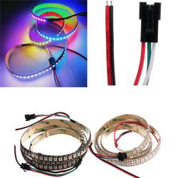 5V WS2812B 43W 144 SMD 5050 RGB LED Strip Waterproof IP65 Individual Addressable 1