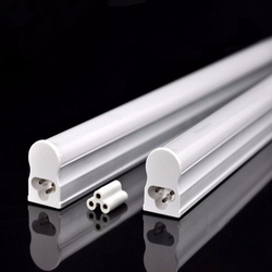 T5 5W 30cm 2000lm SMD 2835 LED Transparent Clear Cover Tube Fluorescent Light Lamp AC220V 1