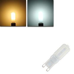 G9 5W 22 SMD 2835 LED Pure White Warm White 440Lm Light Lamp Bulb AC220V 1