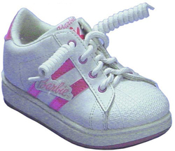Shoe Laces Coiler White (pr) 1