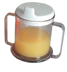 Mug Double-Handed w/Lid 1