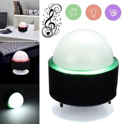 Mini Portable bluetooth Wireless Speaker & LED Night Light For IPhone Tablet MP3 1