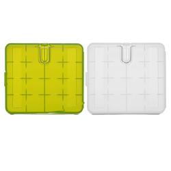 Hard Portable Plastic Storage Box Case Holder For 4 x 18650 Battery 1