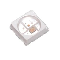 50 PCS Mini SK6812 SMD 3535 Digital RGB LED Light Bead Full Color Pixels Individually Addressable 5V 1