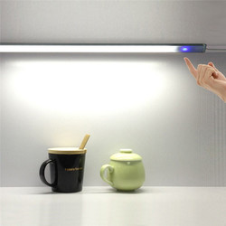 6W LED USB Touch Sensor Dimmable LED Bar Lamp For Bedroom Cabinet DC 5V 1