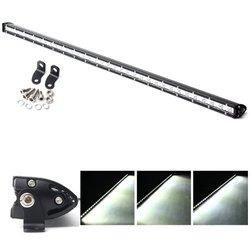 37Inch 86W LED Work Light Bars Flood Spot Combo Beam Driving Lamp for Off Road SUV ATV Truck 1