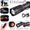Elfeland Q5 3 Modes Zoomable LED Flashlight AA/14500 6