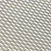 300x200mm Titanium Metal Mesh Perforated Diamond Holes Plate 1mm 5