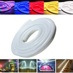3M 2835 LED Flexible Neon Rope Strip Light Xmas Outdoor Waterproof 220V 1