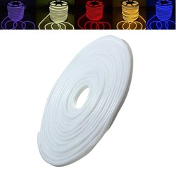 30M 2835 LED Flexible Neon Rope Strip Light Xmas Outdoor Waterproof 110V 1