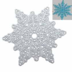 Metal Snowflake Christmas Cutting Dies DIY Scrapbooking Album Paper Card Decor 1