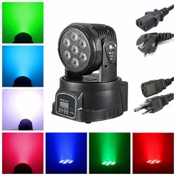 LED Sound Active DMX Lighting RGBW Light Effect Club Disco Party Christmas Decor 1