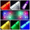 Rectangle Reflector LED Rear Tail Brake Stop Light Car Motorcycle 6-Colors 5