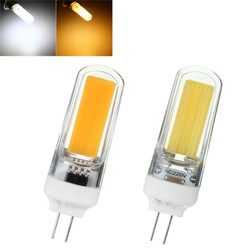 3W G4 COB LED Cool/Warm White Non-dimmable Bulb Lamp 220V 1